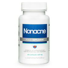 NEW SEALED NONACNE LATEST NATURAL SOLUTION IN ACNE TREATMENT FOOD SUPPLEMENT