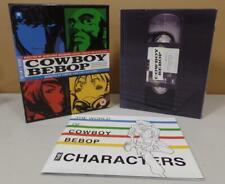 Cowboy Bebop Box Set 1 DVD Collectors Edition Episodes 1-13 Anime Ltd. UK OOP