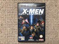 X-Men Next Dimension - Nintendo Gamecube Complete UK PAL