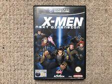 X-Men Next Dimension-Nintendo Gamecube completa REGNO UNITO PAL