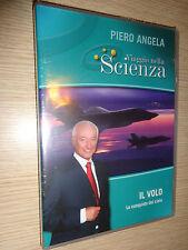 DVD N° 13 VIAGGIO NELLA SCIENZA PIERO ANGELA IL VOLO LA CONQUISTA DEL CIELO