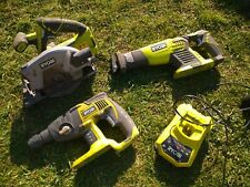 ryobi one plus tools, spares or repairs