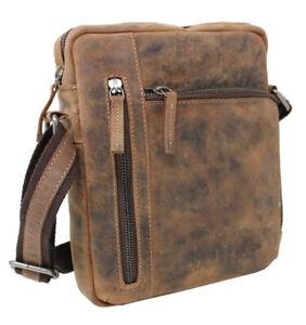 Leather Shoulder Bag Casual Bag Work Bag Vintage Medium