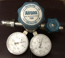 Airgas PSI 3000 Max regulated psig 100