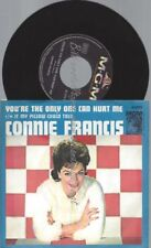 """7""""  Connie Francis – If My Pillow Could Talk"""
