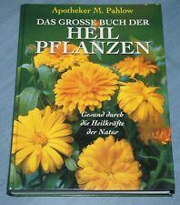 Das grosse Buch der Heil Pflanzen
