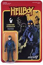 ReAction Hellboy Series 1 Lobster Johnson Action Figure