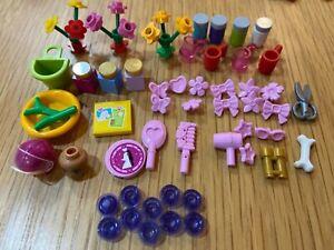Lego Friends Accessories x80 Bundle Joblot
