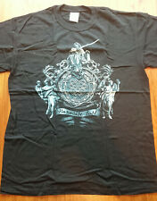 New Men's Paradise Lost Crown of Thorns T Shirt Size Medium