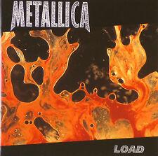 CD - Metallica - Load - #A1560