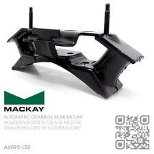 MACKAY AUTO GEARBOX MOUNT V8 GEN IV LS2 6.0L MOTOR [HOLDEN WM STATESMAN/CAPRICE]