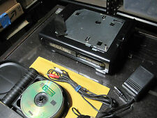 Complete SEGA CD SYSTEM Model 1 Front Loader Console Rare JVC Variant w New Belt