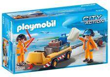 Playmobil 5396 Aircraft Tug with Ground Crew
