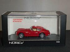 NOREV 778001 FIAT 8V ROUGE VOITURE MINIATURE