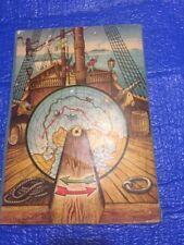 1960 How Columbus Discovered America Voitech Kubasta Illustrated Pop Up Book