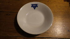 "Vintage Restaurant Ware China 5"" YWCA BOWL, PIX HOTEL WARE"