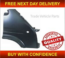 Ford Transit Mk5 1995-2000 Front Wing With Indicator Lamp Hole Driver Side New