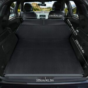 Car Inflatable Bed Automatic Inflation Car Air Mattress Car Travel Sleeping Pad
