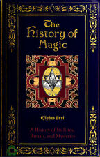 THE HISTORY of MAGIC Rare Book of Procedures Rites and Mysteries 500 Pages On CD