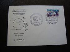 FRANCE - enveloppe 1er jour 22/10/1978 (accelerateur de particules) (CY32)