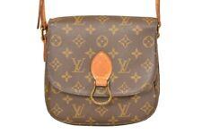Louis Vuitton Monogram Saint Cloud MM Shoulder Bag M51243 - G00727