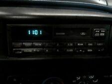 Audio Equipment Radio Am-fm-cassette Fits 95-98 Windstar 417822