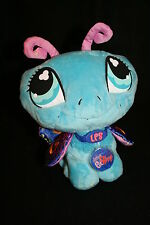 Littlest Pet Shop Hasbro VIP Blue Butterfly NWT New with Unused Code!