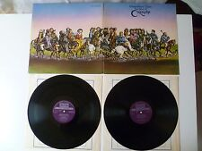 "CARAVAN ""CANTERBURY TALES"" THE BEST OF CARAVAN DECCA UK 1976 DKL R8/1 R8/2"