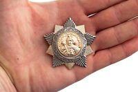 USSR RUSSIA AWARD ORDER MEDAL - Order of Bogdan Khmelnitsky 1st class -  mockup