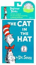 Book and CD: The Cat in the Hat by Dr. Seuss (2005, Mixed Media)