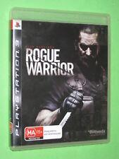Rogue Warrior - PlayStation 3 Game - Australian PAL Version