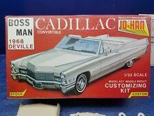 JO-HAN boss man 1968 CADILLAC Deville convertible 1/25 scale