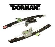 For BMW 323i Pair Set of Rear Left & Right Window Regulators w/o Motors Dorman