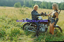 SYLVIE VARTAN JOHNNY HALLYDAY 1980s DIAPOSITIVE DE PRESSE ORIGINAL SLIDE #60