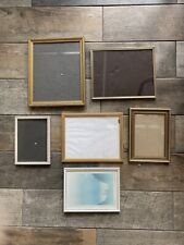 Job Lot 6 Photo Picture Frame Freestanding Feature Wall Hanging