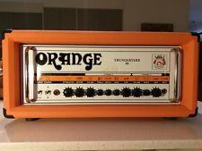 Orange Thunderverb 50 - 50Watt Tube guitar Amp Head RRP$2899