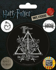 Harry Potter Stickers Deathly Hallows Official Licensed Product