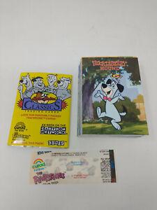 1994 Hanna Barbera Classics Trading Cards Complete Set & Wrapper