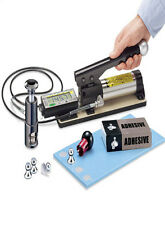 DeFelsko PosiTest AT-M Manual Pull-Off Adhesion Tester - Complete Kit