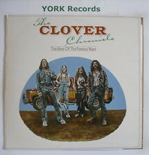 CLOVER - Chronicle - Best Of The Fantasy Years PROMO - Ex Con LP Record FT 550