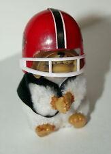 1984 University Georgia Bulldogs Car Mirror Football Bear Junk Yard Dogs New NOS