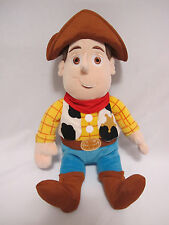 Pre-owned Kohl's Care Disney Toy Story Woody Plush Toy FREE SHIP