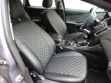 Ford Focus 3 , 2011 +, LUXURY ECO LEATHER SEAT COVERS, read description