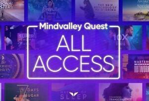 Mindvalley All Access 2021 +43 Programs Jim Kwik, Ken Honda (Immediate Acess)