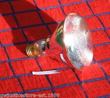 BOX of 4 } outdoor 75w FLOOD light bulb BR38 PYREX 75BR38/FL sub PAR38  new 130v
