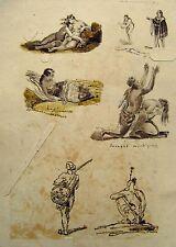 India Raj indio figuras Rubens descenso de Cruz Etc principales Hutchinson 1837