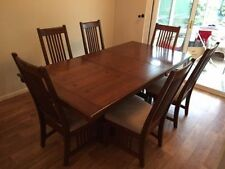 Up to 6 More than 8 Rectangular Table & Chair Sets
