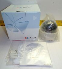 New Acti 13mp Fixed Lens Indoor Dome Camera Tcm 3111