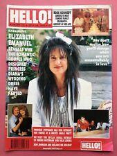 Hello! #113 juillet 28 1990 - Rose Kennedy - Patsy Kensit - Pope John Paul