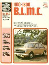 Austin Morris MG Riley Wolseley VDP Princesa 1100 1300 MK1 MK2' 67-Manual de reparación